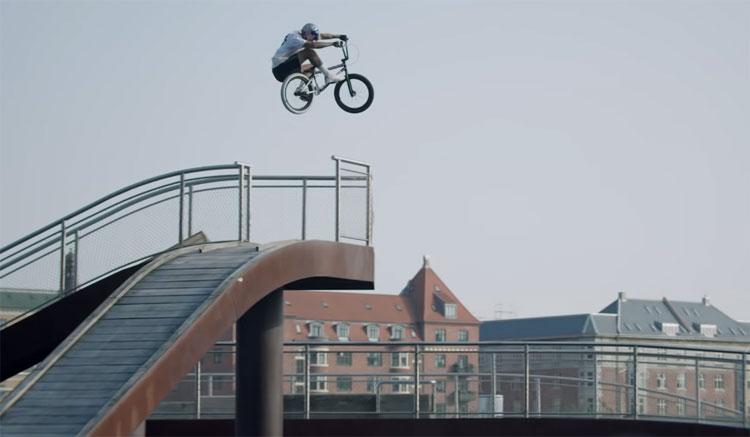 Red Bull - Kriss Kyle In Denmark