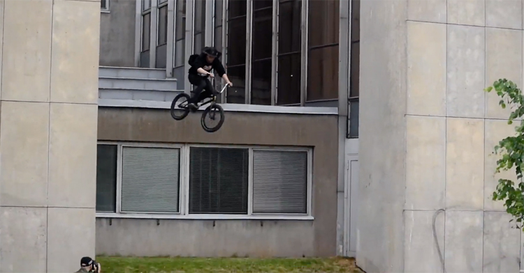 Set Me Free BMX video