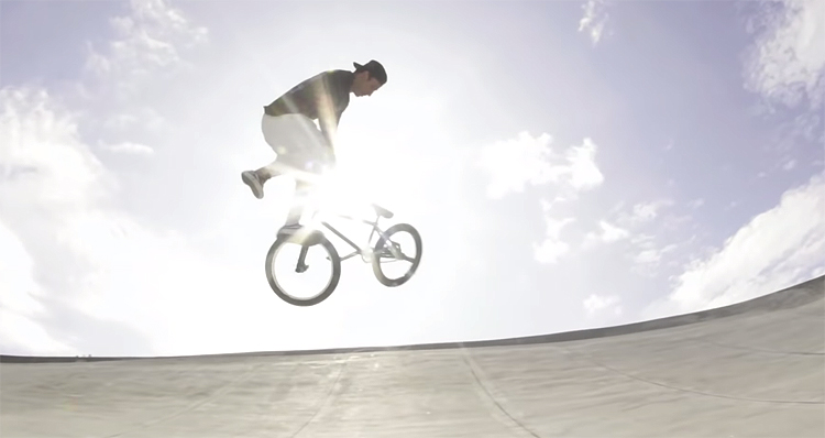 Shadow Conspiracy Miguel Smajli Welcome Video BMX