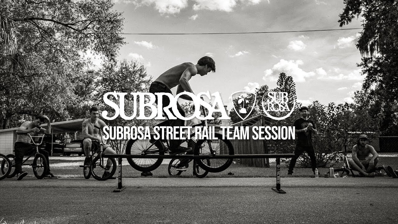 Subrosa Street Rail BMX video