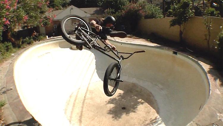 Verde BMX Fides Frame Matt Cordova