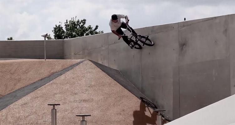 Volume Bikes yann Navarro BMX video