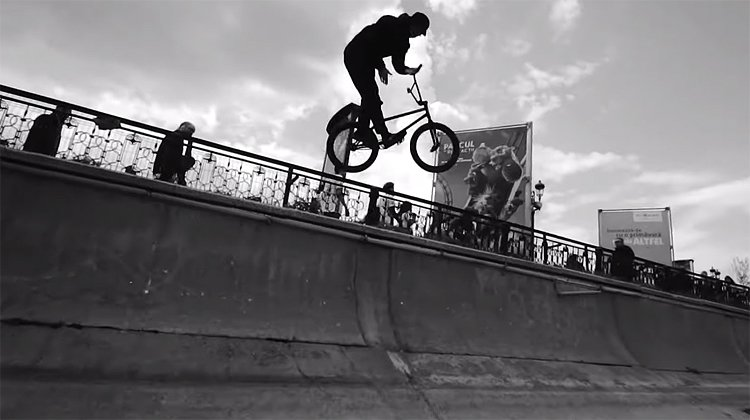 Animal Bikes Raul Jula 2019 BMX video