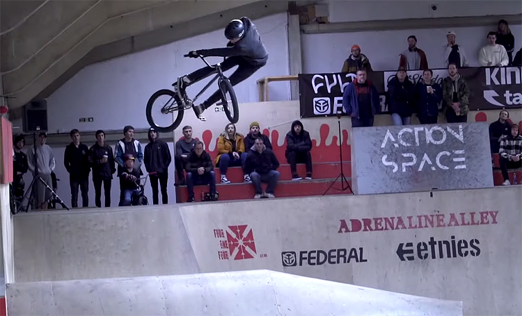 Backyard Jam 2019 Qualifying Highlights BMX video