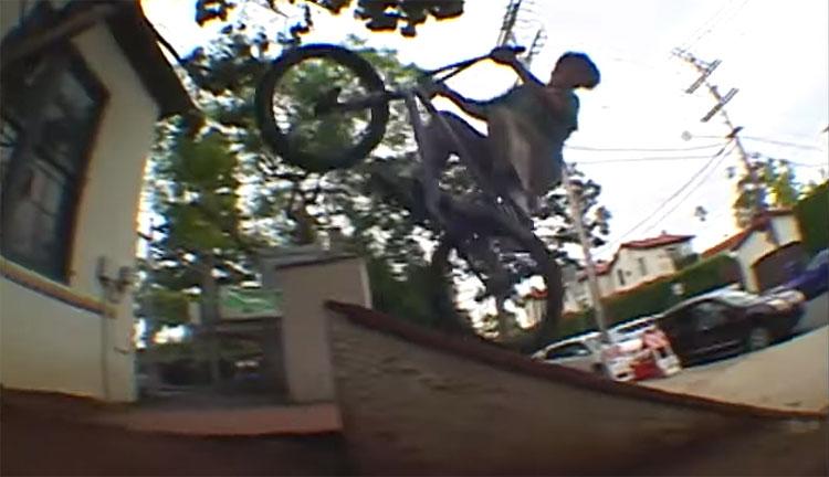 Beach Dog Daze Chris Speedy Gonzalez BMX video