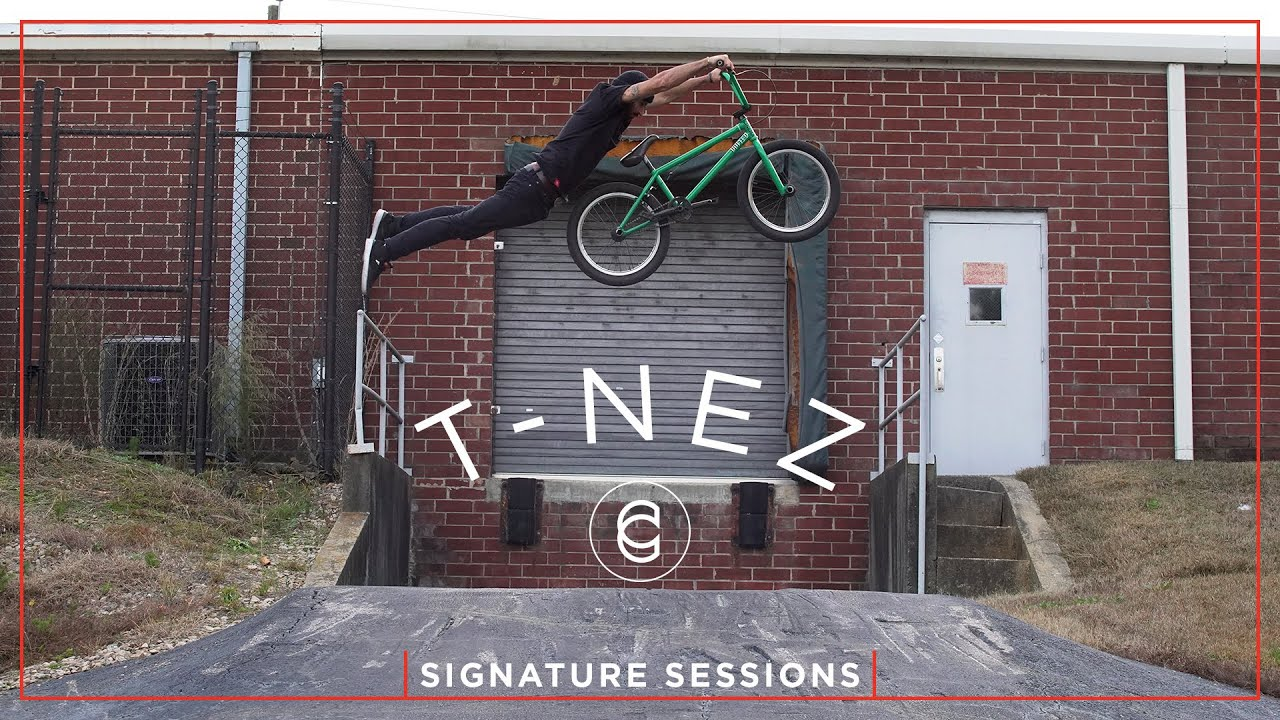 Cinema BMX Corey Martinez Signature Sessions BMX video