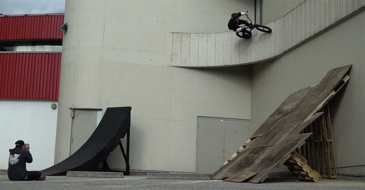 Cult BMX Corey Walsh 2019 BMX video