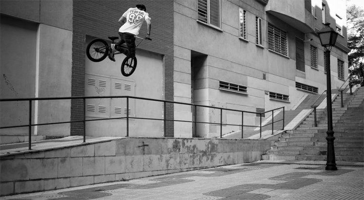 Federal Bikes Joe Jarvis FTS BMX video