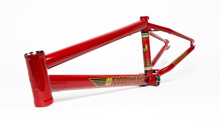 Fit Bike Co. Mike Aitken Series 3.5 BMX frame