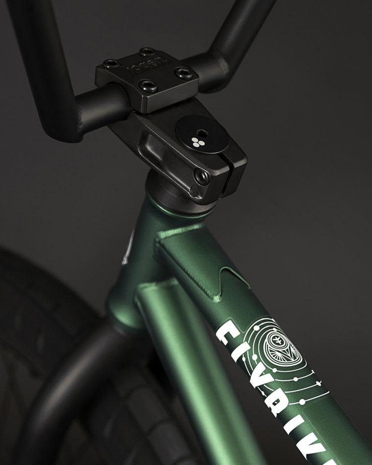 BMX bike gusset