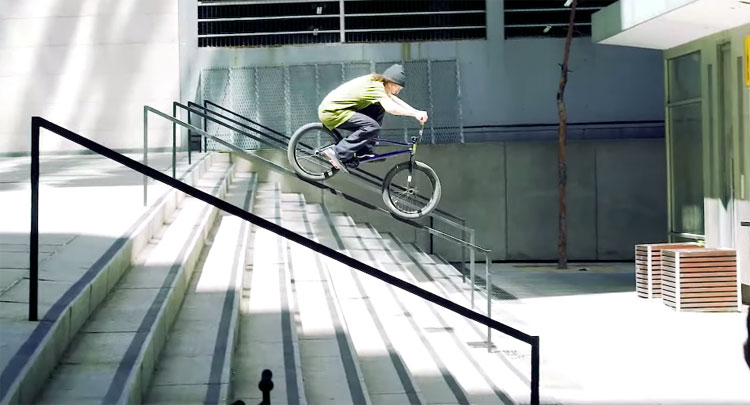 Focalpoint BMX Seize The Streets BMX video