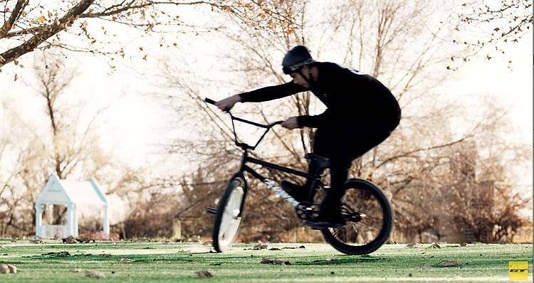 GT BMX Tate Roskelley Shred Tire BMX video