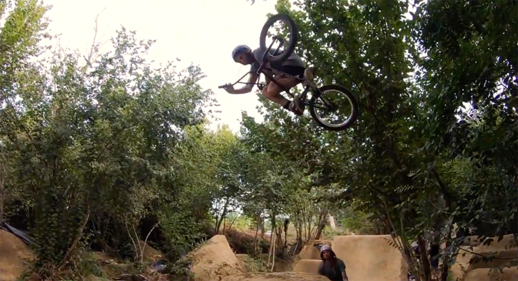 Gypo BMX Trails France Road Trip Video