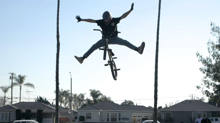 How To Nothing BMX Bike Parker Heath