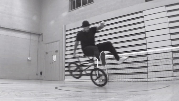 Lee Musselwhite BMF BMX video