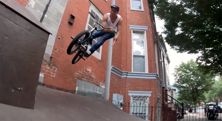 Merritt BMX 4-Piece Slaughter Bars BMX video