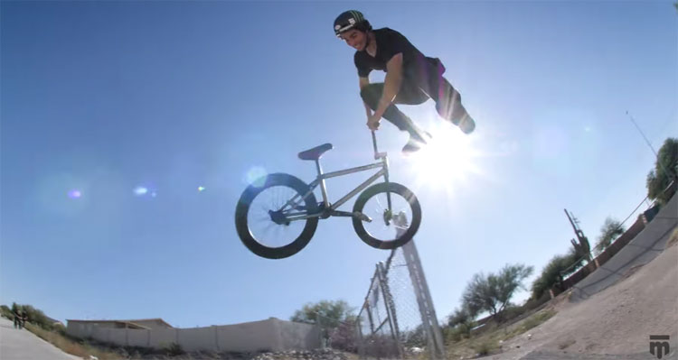 Mongoose BMX Tucson Arizona Video