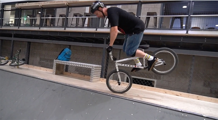 Neil Waddington Probably Alright 2019 BMX video