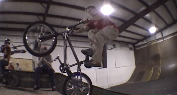 Piece By Piece BMX video
