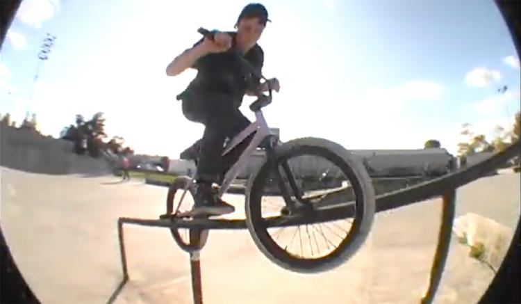 Play That Back BMX video