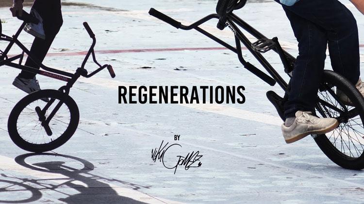Regenerations BMX video