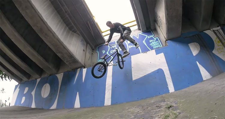 Animal Bikes Tienda BMX Santiago Lavere Welcome Video BMX