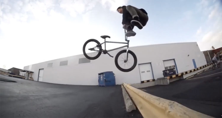 BMXFU 20 A G Intro BMX video