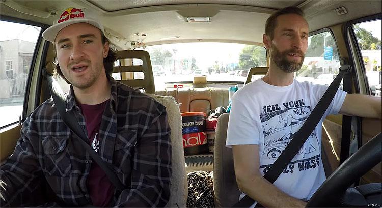 Broc Raiford In The Volvo BMX video