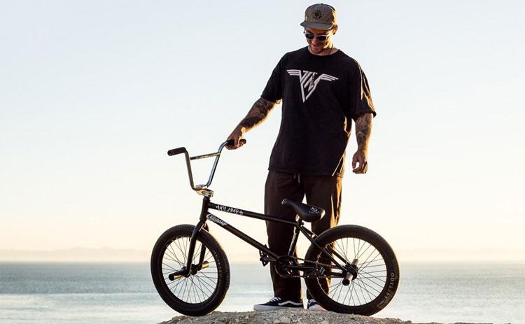 Broc Raiford Off Volume Bikes BMX