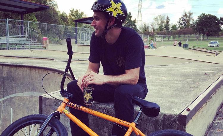 Chris Doyle BMX Retires