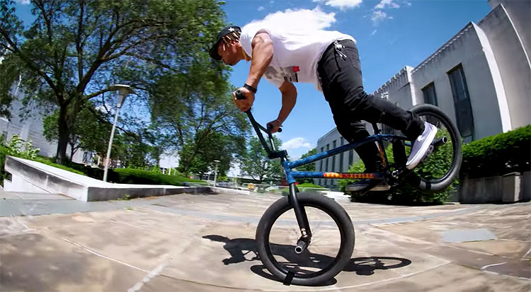 Cinema BMX Best of 2019 BMX video