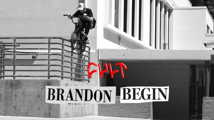 Cult BMX Brandon Begin Heavens Gate Video