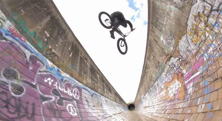 Cult Does 2019 BMX video