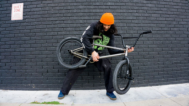 Diego Bravo Volume Bikes