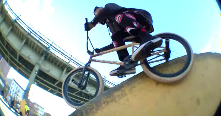 DIG BMX House NYC video