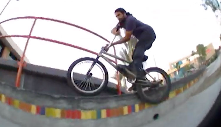 Disco Stew BMX DVD