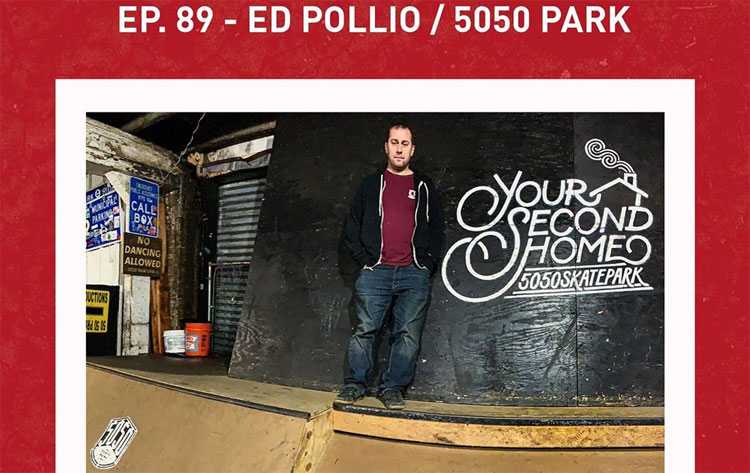 Ed Pollio The BMX In Our Blood Podcast BMX