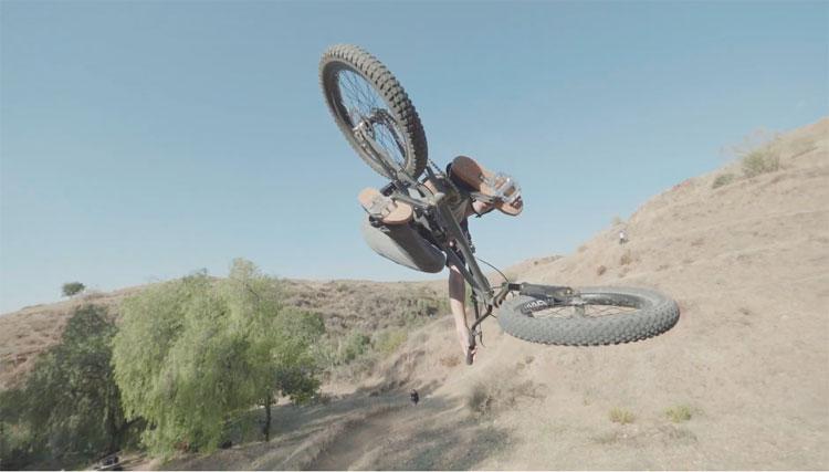 Fingers Crosse BMX Teaser