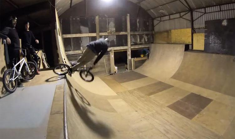 GYPO BMX Barn Video