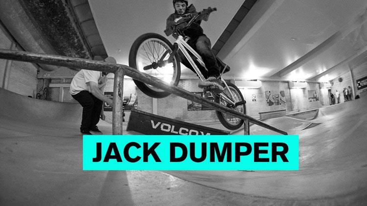 Jack Dumper BMX video