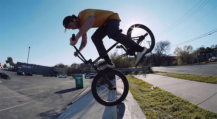 Kink BMX Stoic Fork Dan Coller Video
