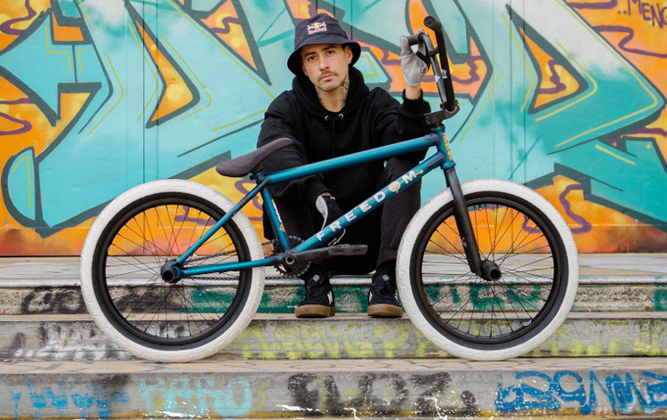 Kriss Kyle BSD BMX Bike Check