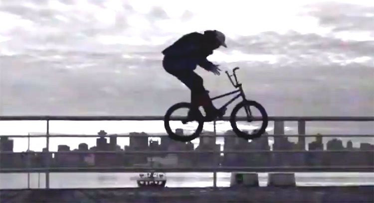 Ky Brisebois One Of Them BMX Video