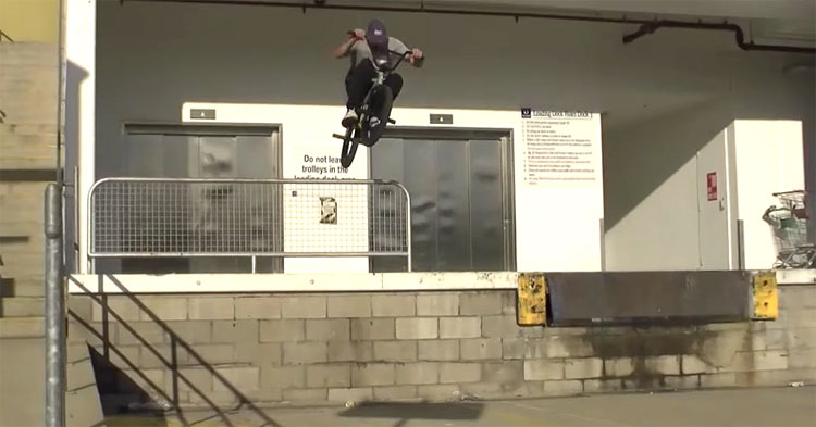 Lux BMX BSD Jake Norris Video