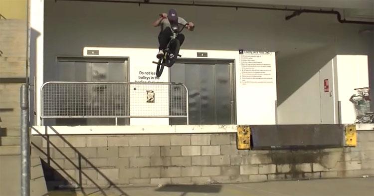 Lux BMX BSD Jake Norris Video
