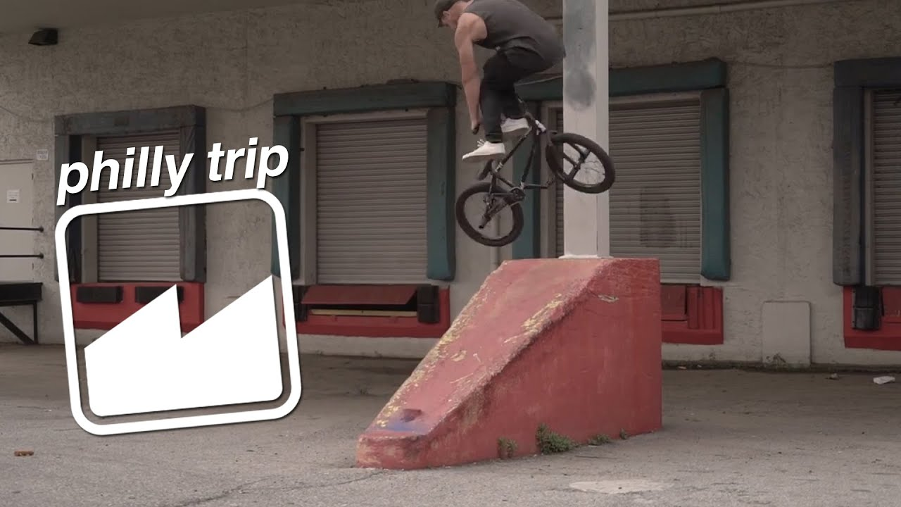 Merritt BMX Philly Trip Video BMX Video