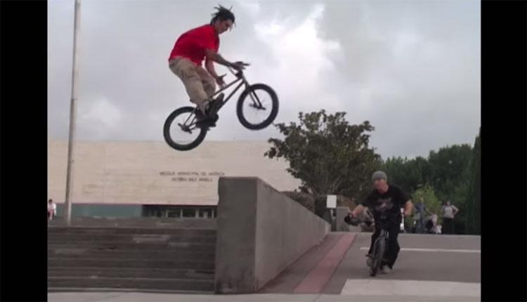 Miki Fleck Primo BMX video