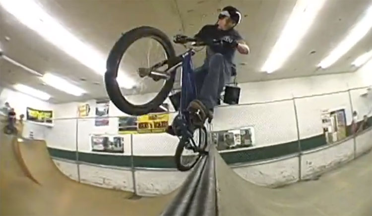Nick Halsey Macneil Video 2004 BMX