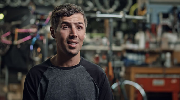 Road 2 Recovery Scotty Cranmer BMX