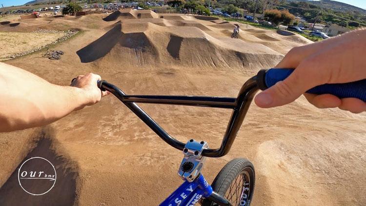 Sweetwater Bike Park BMX video